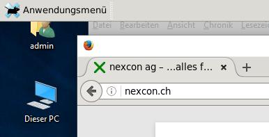Firefox WSL